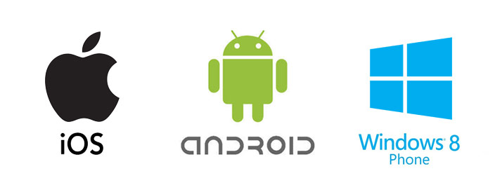 Android Windows iOS